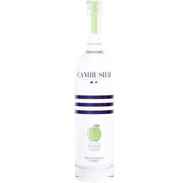 DIGESTIF EAU DE VIE Cambusier - Liqueur de Pomme de Normandie - 18,0 %