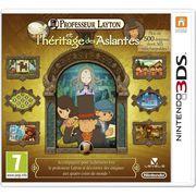 JEU 3DS Professeur Layton et L'Héritage des Aslantes 3DS