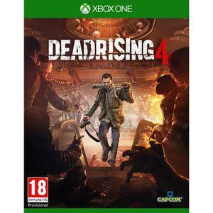 JEU XBOX ONE Dead Rising 4 - Jeu Xbox One
