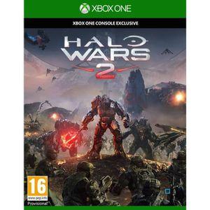 JEU XBOX ONE Halo Wars 2 Jeu Xbox One