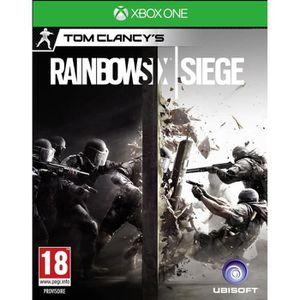 JEUX XBOX ONE Rainbow Six Siege - Jeu Xbox One