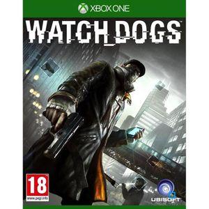 JEU XBOX ONE Watch Dogs Jeu XBOX One