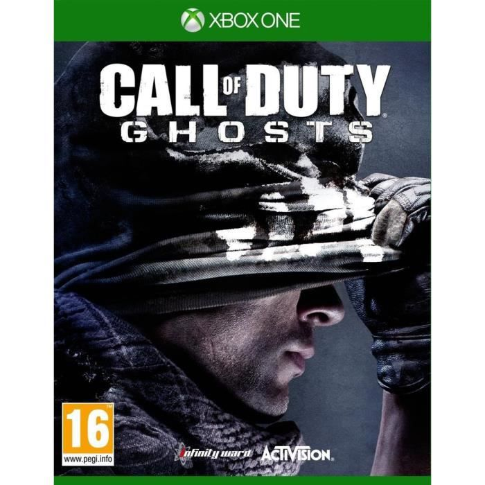JEUX XBOX ONE Call of Duty : Ghosts Jeu XBOX One