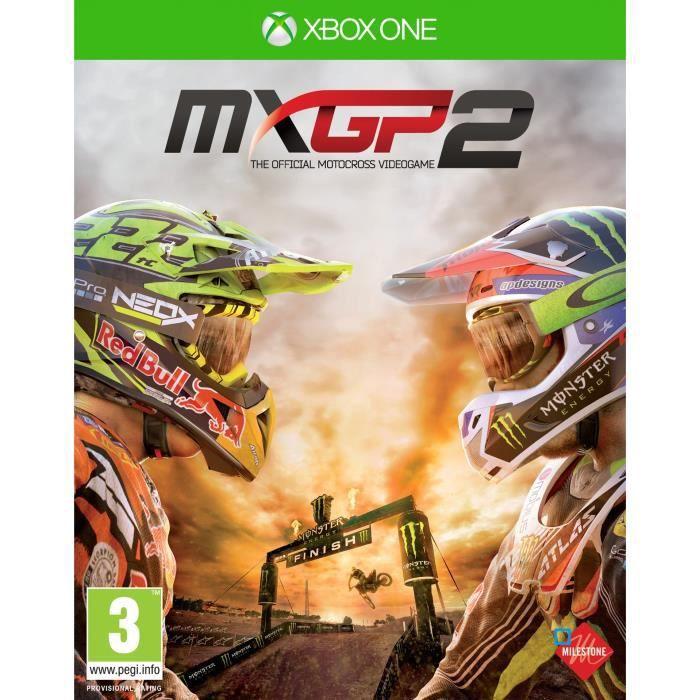 JEUX XBOX ONE MXGP 2 Jeu Xbox One