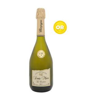 CHAMPAGNE DENIS MARX Cuvée Le Confident Champagne - Brut - 7