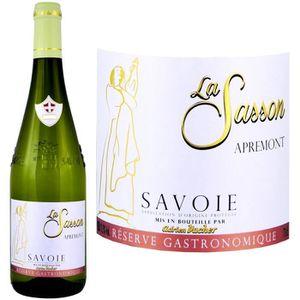 VIN BLANC Adrien Vacher - Savoie Apremont AOC - La Sasson 20