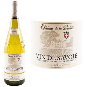 VIN BLANC Château de la Violette Savoie Apremont 2016