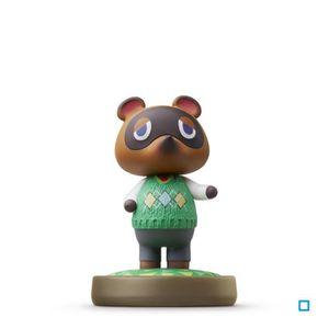 FIGURINE DE JEU Figurine Amiibo Tom Nook Collection Animal Crossin