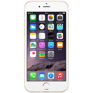 SMARTPHONE APPLE iPhone 6 16 Go Or