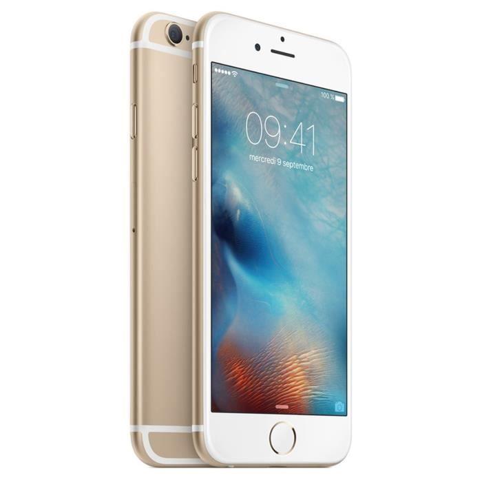 APPLE iPhone 6s Plus 16 Go Or - Achat smartphone pas cher, avis et ... f5f3c98ac593
