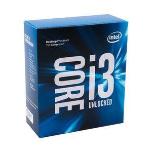 PROCESSEUR Intel Processeur Kaby Lake - Core i3-7100 - 3,90GH