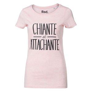 b563ea1452d T-Shirt femme - Achat   Vente T-Shirt femme pas cher - Cdiscount