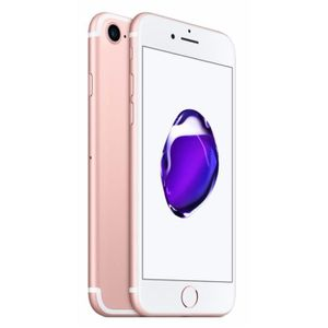 SMARTPHONE APPLE iPhone 7 256 Go Rose Or