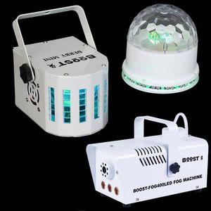 STROBOSCOPE BOOST COLORS SHOW Ensemble jeux de lumière 5 effet