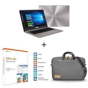 ORDINATEUR PORTABLE PC Ultrabook-ASUS ZenBook UX410UA-GV354T-14 pouces