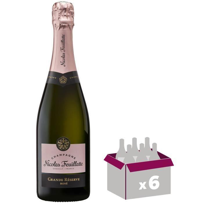 Avec quoi boire champagne rosé