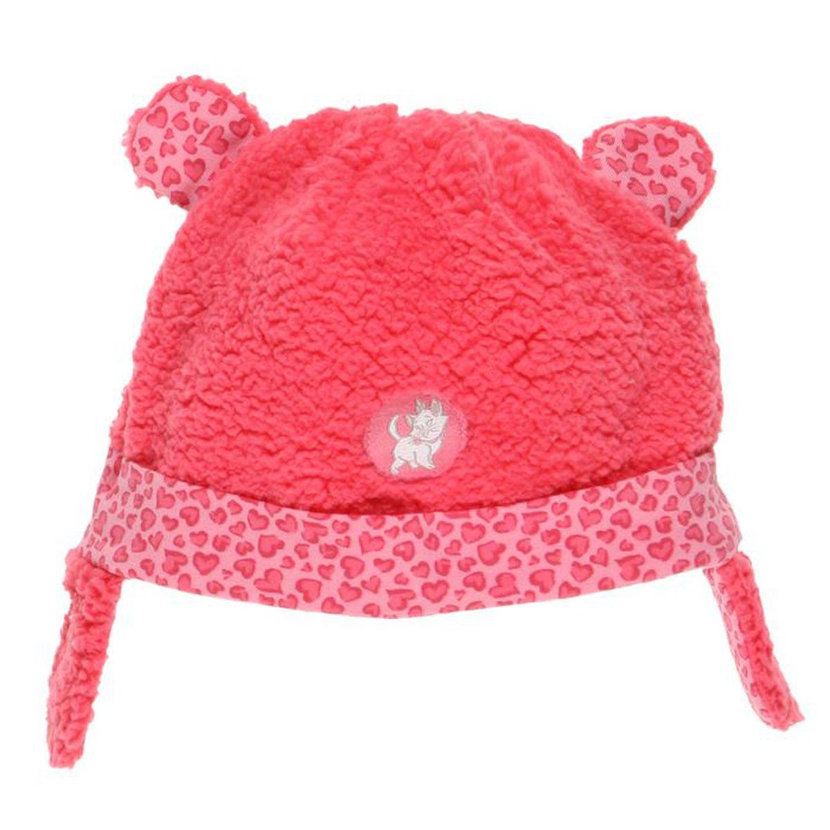 010cbb849b36b MARIE DES ARISTOCHATS Bonnet Bébé Fille Rose - Achat / Vente bonnet ...