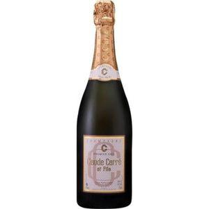 CHAMPAGNE CLAUDE CARRÉ 1er cru Champagne - Brut - Rosé - 75
