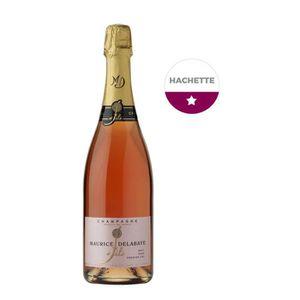 CHAMPAGNE MAURICE DELABAYE & FILS Champagne - Brut - Rosé -