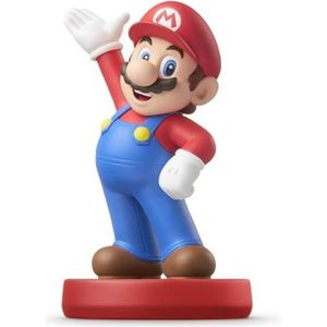 FIGURINE DE JEU Figurine Amiibo Mario Super Mario Collection