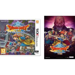 JEU 3DS Dragon Quest VIII L'Odyssée du roi maudit Jeu 3DS