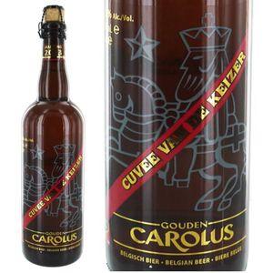 BIÈRE Bière Carolus Van keiser rouge 75cl 10°