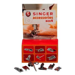 PIÈCE SOIN DU LINGE Accessoire Box 4 - Singer