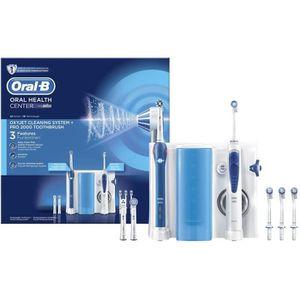 BROSSE A DENTS ÉLEC Oral-B PRO2000 Brosse à dents électrique et Hydrop