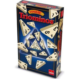 DOMINOS Goliath - Triominos Travel (boite rectangulaire)