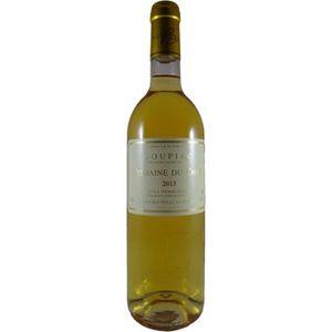 VIN BLANC Domaine du Chay 2015 Loupiac- Vin blanc de Bordeau