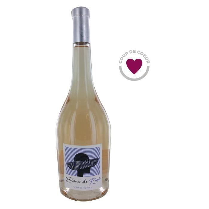 VIN ROSÉ Blanc de Rosé 2017 Côtes de Provence - Vin rosé de
