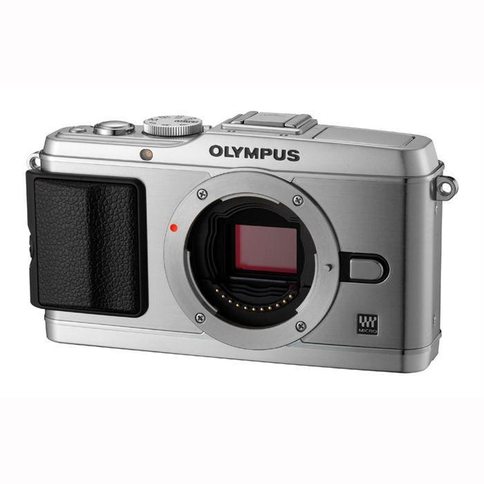 APPAREIL PHOTO COMPACT OLYMPUS EP3 SILVER