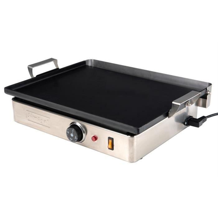 plancha lectrique terrassa achat vente barbecue plancha lectrique cdiscount. Black Bedroom Furniture Sets. Home Design Ideas