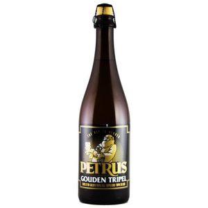 BIÈRE BRASSERIE DE BRABANDERE Petrus Gouden Tripel Bière