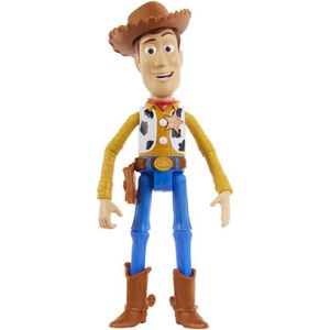 FIGURINE - PERSONNAGE TOY STORY 4 - Woody - Figurine Parlante 23cm - 20