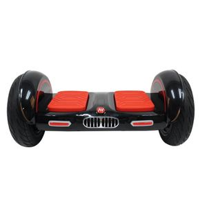 GYROPODE MOOVWAY Hoverboard P8 Noir Bluetooth