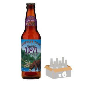 BIÈRE BRASSERIE ANDERSON VALLEY Hop Ottin'IPA Bière Ambr