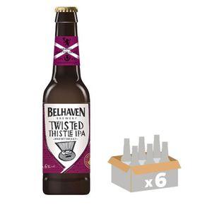 BIÈRE BELHAVEN CRAFT SPEYSIDE OAK AGED Bière Ambrée 6,5°