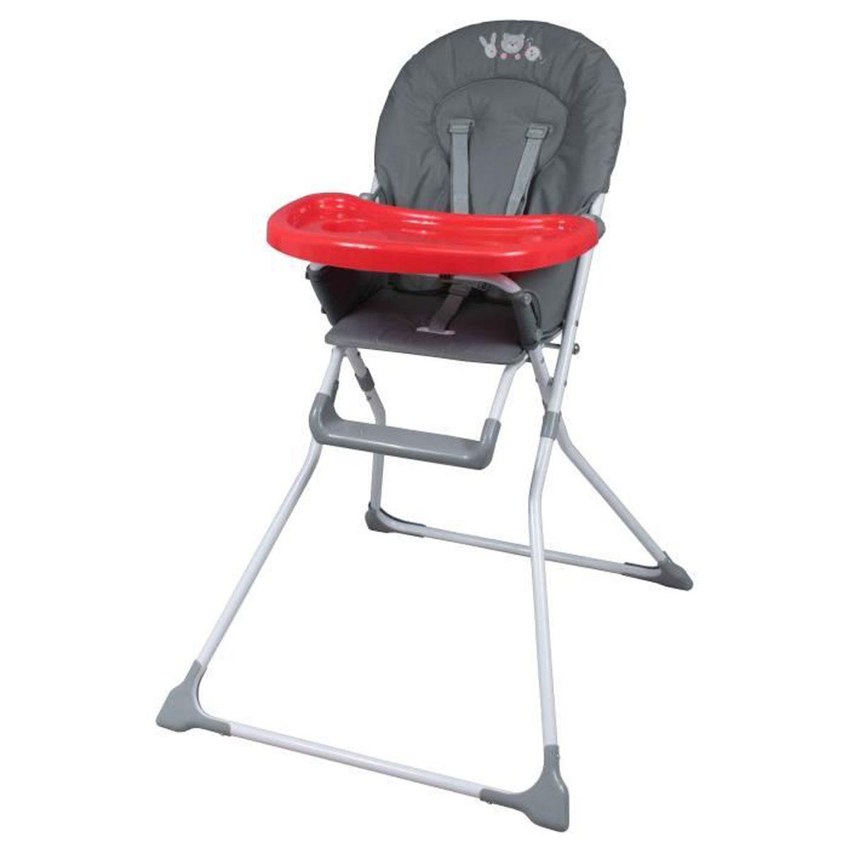 chaise haute - accessoires bambikidbambisol bébé - achat / vente