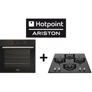 FOUR PACK cuisson HOTPOINT FA2 540 P BL HA - Four Multi