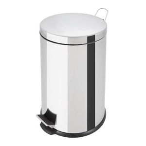 poubelle cuisine achat vente poubelle cuisine pas cher cdiscount. Black Bedroom Furniture Sets. Home Design Ideas