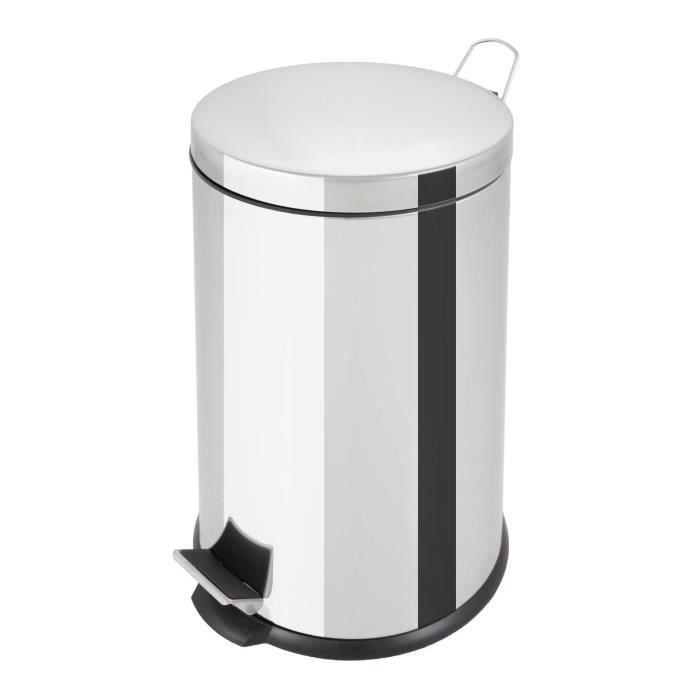 poubelle hailo achat vente poubelle hailo pas cher cdiscount. Black Bedroom Furniture Sets. Home Design Ideas