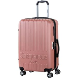 VALISE - BAGAGE SINEQUANONE-  Valise Long Week End Taille M 65Cm A