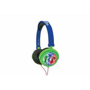 CASQUE AUDIO ENFANT LEXIBOOK - PYJAMASQUE - Casque Audio Enfant