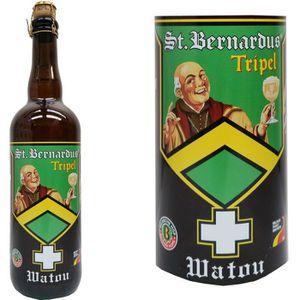 BIÈRE ST Bernardus triple  75cl 8°