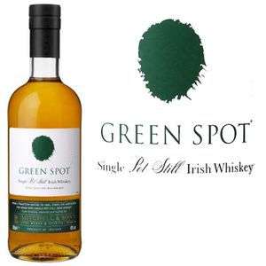 WHISKY BOURBON SCOTCH Green Spot Single Pot Still 70cl 40%