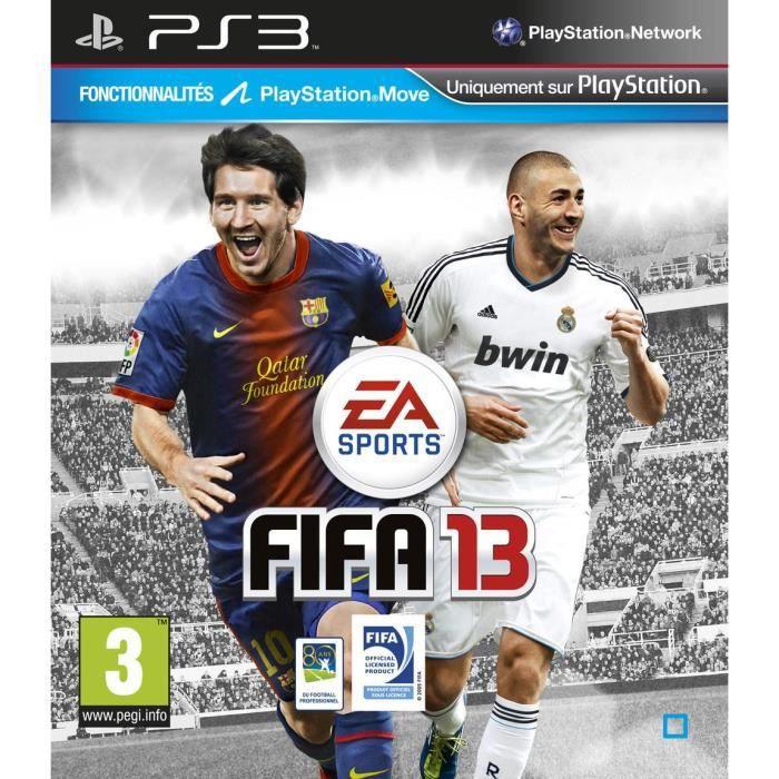 JEU PS3 FIFA 13 Jeu PS3