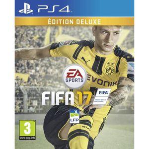 JEU PS4 FIFA 17 Edition Deluxe Jeu PS4