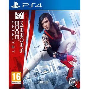 JEU PS4 Mirrors Edge Catalyst - Jeu PS4