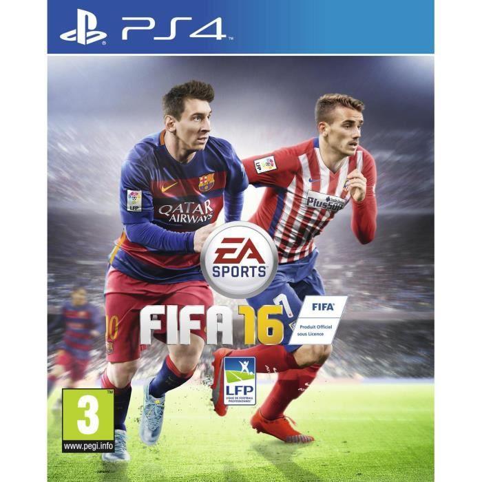 JEU PS4 FIFA 16 - Jeu PS4